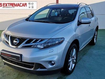 usado Nissan Murano 2.5 dCi 190CV Tekna Premium AT
