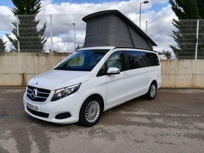 usado Mercedes V200 V ClaseMarco Polo Horizon 7G-Tronic