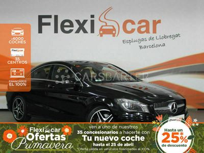 usado Mercedes CLA220 CLA 220CDI AMG Line 4p