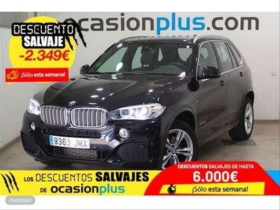 usado BMW X5 xDRIVE40d