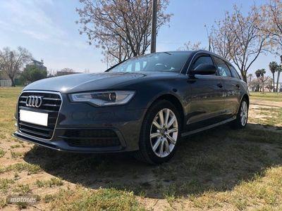 usado Audi A6 Avant 2.0TDI ultra S line ed. S-T 190