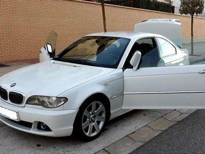 gebraucht BMW 330 Serie 3 E46/2 Coupé Diesel Aut.