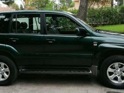 usado Toyota Land Cruiser 3.0D-4D VXL