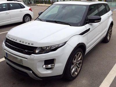 usado Land Rover Range Rover evoque 2.2L TD4 Dynamic 4x4 Aut.*PIEL,NAVI,TECHO*