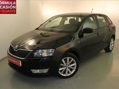 used Skoda Rapid Rapid 1.6tdi Cr Ambition