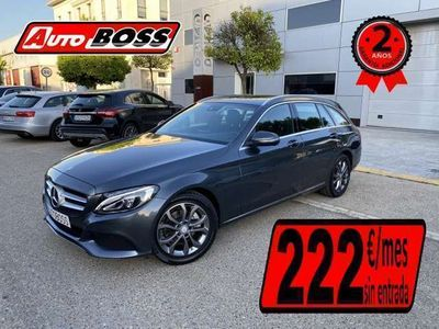 usado Mercedes C220 BlueTec Estate