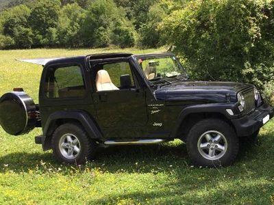usado Jeep Wrangler 4.0 Aut.