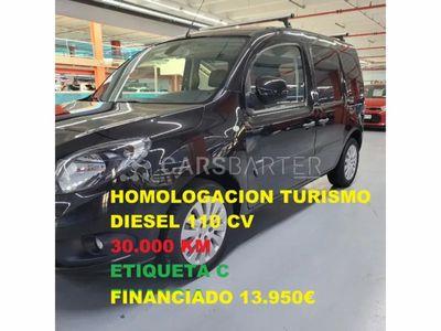 usado Mercedes Citan 111 CDI Tourer Select Largo 81 kW (110 CV) 5p