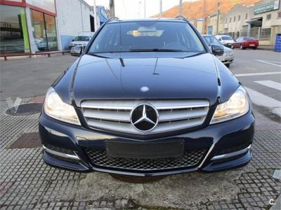 usado Mercedes C200 Clase CCdi Blue Efficiency Estate 5p. -13
