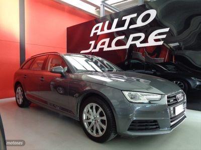 usado Audi A4 Avant 2.0 TDI clean diesel 190cv quattro