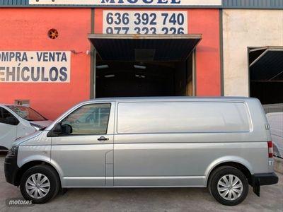 usado VW Transporter Furgon PRO Largo TN 2.0 TDI BMT 114CV