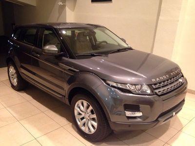 brugt Land Rover Range Rover evoque 2.2L TD4 Dynamic 4x4