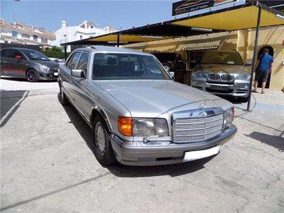 usado Mercedes 560 SEL