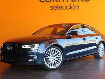 usado Audi A5 Sportback 2.0TDI S line ed. Q. S-T 190