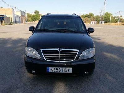 usado Ssangyong Rodius 270 Xdi Limited AWD Aut.