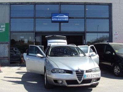 usado Alfa Romeo Crosswagon 156SW Q4 1.9 JTD Distinctive