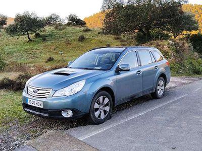 usado Subaru Outback 2.0D Premium