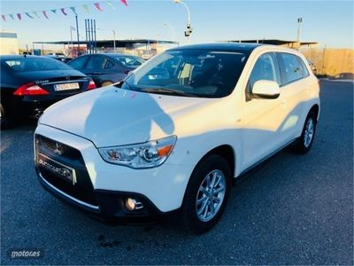 brugt Mitsubishi ASX 200DI-D Challenge 4WD-Impecable-KmCertificados-