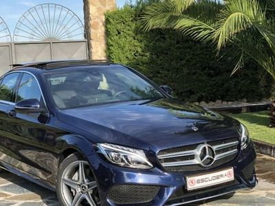 used Mercedes 220 Clase C9G-Tronic