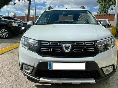 usado Dacia Sandero 0.9 TCE GLP Stepway 66kW