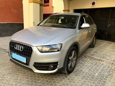 usado Audi Q3 2.0 TFSI Ambition quattro