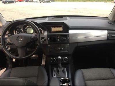 usado Mercedes GLK250 CDI BE 4M