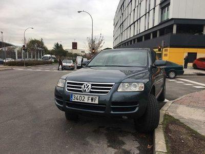 usado VW Touareg 2.5TDI R5 Motion Tiptronic