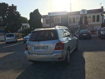 usado Mercedes GLK220 CDI BE Limited Edition