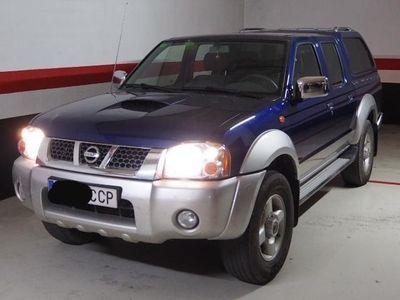 usado Nissan Navara Pick Up - 4x4 DCb.
