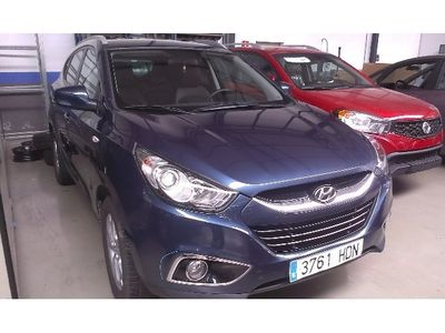 gebraucht Hyundai ix35 1.7crdi Comfort 4x2