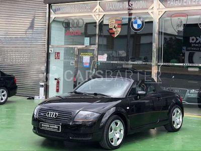 usado Audi TT Roadster
