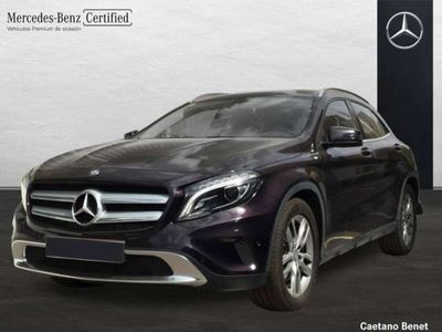 usado Mercedes 200 GLA200CDI Style