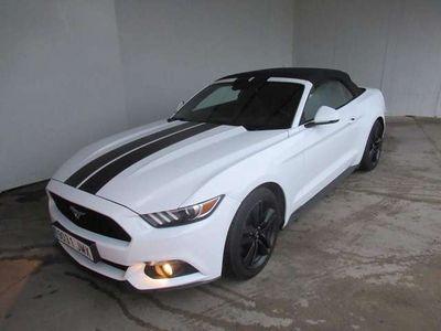 usado Ford Mustang Cabrio Convertible Basis 2.3 ECOBOOST