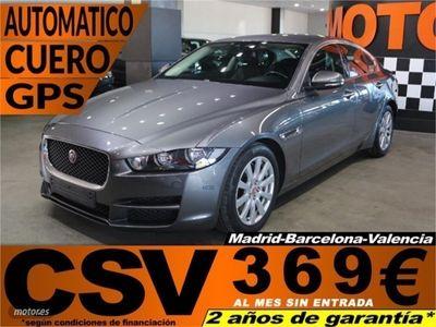 used Jaguar XE AJ 200D Diesel Prestige RWD 132 kW (180 CV)