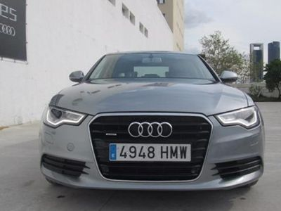 usado Audi A6 313CV año 2011 50000 KMs