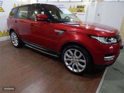 gebraucht Land Rover Range Rover Sport 3.0 SDV6 292cv HSE