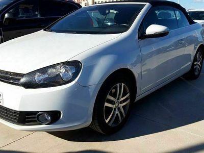 usado VW Golf Cabriolet 1.6 TDI 105cv BlueMotion Tech