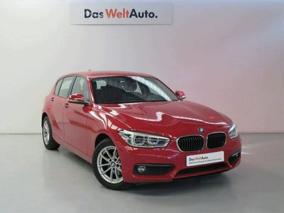 usado BMW 116 no aplica