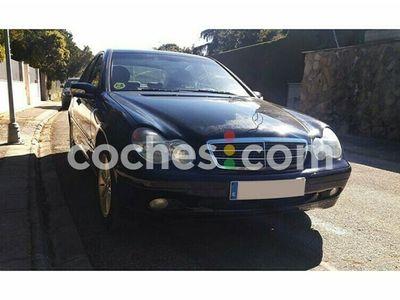 usado Mercedes C180 Clase CK Avantgarde 143 cv en Madrid