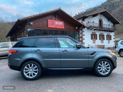 usado Land Rover Range Rover Sport 3.0 TDV6 190kW 258CV SE