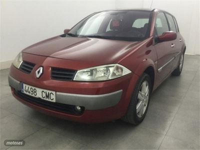 used Renault Mégane LUXE DYNAMIQUE 1.9DCI