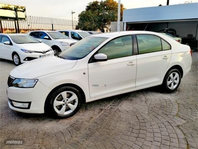 usado Skoda Rapid 1.6 TDI CR 105cv Active Green TEC