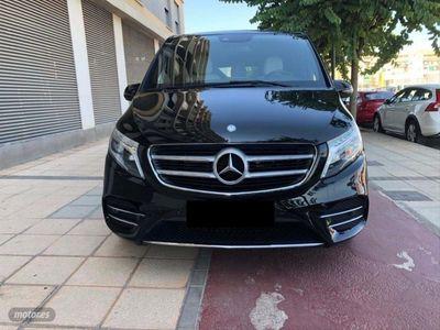 usado Mercedes V200 Clased Avantgarde Compacto