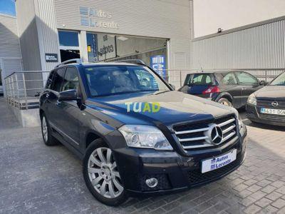 usado Mercedes GLK220 ClaseCdi 170cv Avantgarde 7G-Tronic