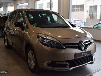 usado Renault Scénic Scenic1.5dCi Energy Limited 110cv