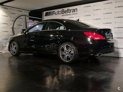 usado Mercedes CLA220 Clase ClaD 4p. -16