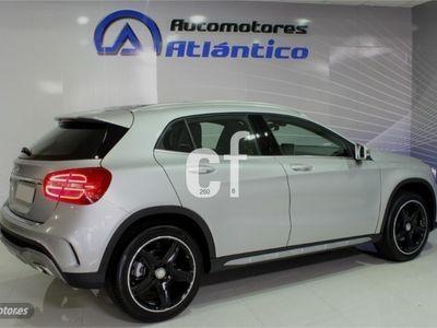 usado Mercedes GLA200 Clase GLCd AMG Line