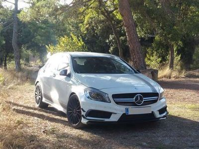 usado Mercedes A45 AMG Clase W176 Edition 1 4Matic 7G-DCT