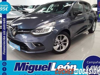 usado Renault Clio Limited Energy TCe 66kW 90CV