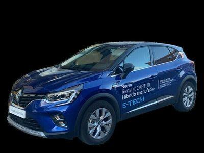 usado Renault Captur Nuevo Zen E-TECH Híbrido enchufable 117kW